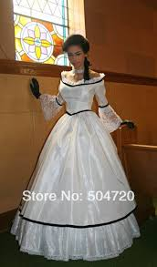 Baroque Halloween Costumes Dress Flow Picture Detailed Picture Fasion 17