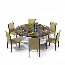 round dining table for 6 visualizeus