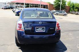nissan sentra on 20s 2007 nissan sentra blue sedan sale waukegan