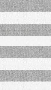 Stripe Outdoor Rug Hampton 4 Inch Stripe Indoor Outdoor Pvc Rug Light Gray And
