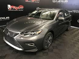 lexus es canada used 2017 lexus es 350 4 door car in edmonton ab l13309