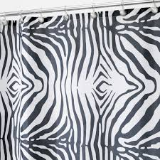 Zebra Shower Curtain by Amazon Com Interdesign Cheetah Fabric Shower Curtain 72 Inch By