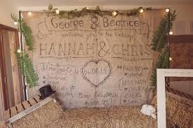 personalised wedding backdrop uk 78 epic cool and wedding reception ideas kent