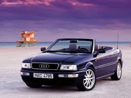 1996 audi cabriolet information and photos zombiedrive