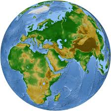 Africa Topographic Map by The More Useful Interesting And Curious Maps Of Africa Africanidad
