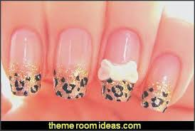 decorating theme bedrooms maries manor themed animal print nail