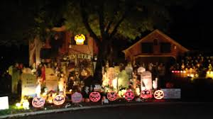 best decorated halloween houses illinois u2022 halloween decoration