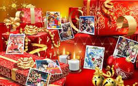 Anime Christmas Tree Ornaments Anime Christmas Gifts Xmaspin
