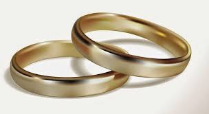 simple wedding ring simple wedding rings yellow gold model