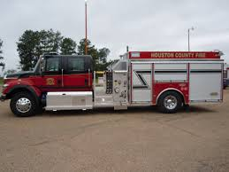 kenworth houston new deliveries deep south fire trucks