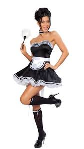 French Maid Halloween Costume Fr554639 Room Service Women Maid Halloween Costumes Jpg 1200