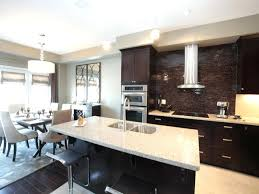 kitchen open to dining room kitchen dining room combo floor plans compact kitchen open plan on