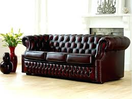 Chesterfield Leather Sofa Bed Leather Chesterfield Sofas This Leather Chesterfield Sofa