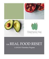 the reset stephanie kay nutrition