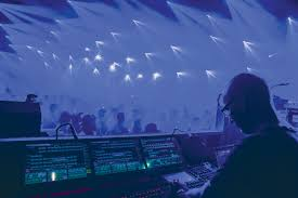 designer lights up electronic festivals clubs journal
