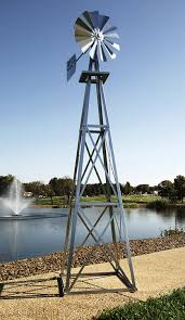 backyard windmill parts home outdoor decoration