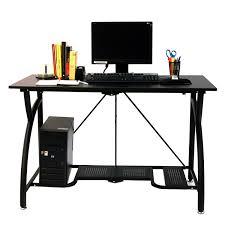 long gaming desk home office desks amazon com