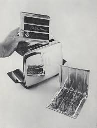 Bacon In Toaster Can You Imagine A World With Toaster Bacon Royal Bacon Society