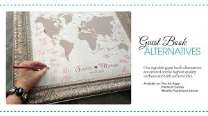 guest book alternatives wedding guest book starry sky map the here and there shop