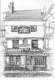 art pub drawings
