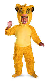 amazon com simba deluxe costume size small clothing