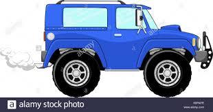 jeep cartoon offroad cartoon truck stock photos u0026 cartoon truck stock images alamy