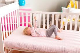 Lullaby Crib Mattress When Should I Flip A 2 Stage Crib Mattress Lullaby Earth