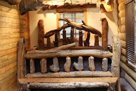 Log Cabin Furniture Caretaker Tree Staker Furniture Maker News On Tap