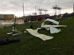 Entergy Outage Map Louisiana by Witnesses Entire New Orleans Neighborhood Damaged By Tornado Fox 61