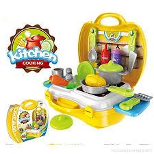 jeux fr de fille de cuisine hollwald jeu de la cuisine de la caisse d outils en plastique jeux