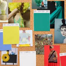 trend forecasting fashion color trend report new york spring