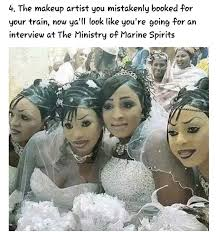 Makeup Artist Memes - types of nigerian make up artists we all know with funny meme
