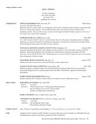 Sample Resumes For Lawyers by 10 Resume For Law Application Resume Law Resume Tips