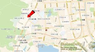 Shenzhen China Map Shekou U0027s First Staff Less Convenience Store Maybe Shenzhen U0027s