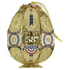 2017 white house gift shop official inaugural ornament