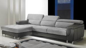canapé angle microfibre canapé angle gauche royal sofa idée de canapé et meuble maison