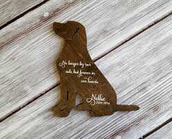 memorial gifts for loss of the 25 best pet memorial gifts ideas on dog memorial