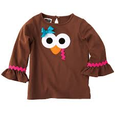 mud pie thanksgiving turkey tunic by mud pie