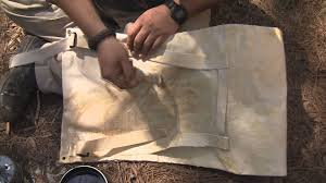 The Woodsman Company Muleteam Canvas Company And How To Wax Canvas By Master Woodsman