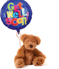 balloons in a box delivery get well presents you fell better balloon gifts speedy