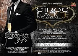 new years tie ciroc black tie new years party on dec 31 2013 in ny