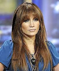 front fringe hairstyles long hairstyles awesome front fringe hairstyles for long hair