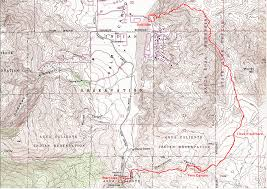 Palm Springs Map Florian U0027s 2007 Blog