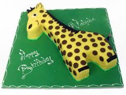giraffe cake childrens birthday cakes dunn s bakery