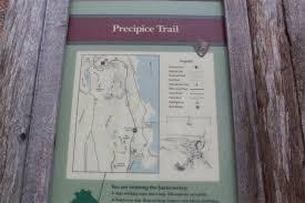 Acadia National Park Map 1 Minute Hike Precipice Trail In Acadia National Park Act Out