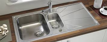 Stainless Steel Sink For Kitchen Stainless Steel Kitchen Sink The Different Gauges Of Stainless