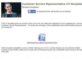 Resume Examples For Customer Service Jobs by How To Write A Customer Service Resume