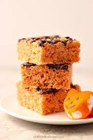 rice crispy treat pumpkins pumpkin spice rice krispies treats crunchy sweet