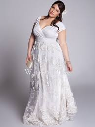 plus size floor length short sleeve natural off the shoulder