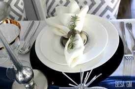 Zen Decor by Festive Dining Decor Make Your Table Setting As Tempting The Food